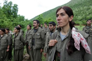 kurdistan-workers-party-pkk-fighters-stand-in-formation